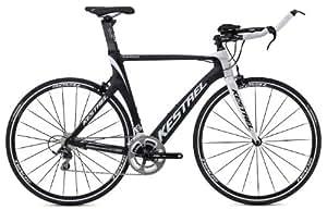 Kestrel Talon Tri Bicycle, Matte Black, Large (57cm)