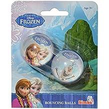 Simba Disney Frozen Bouncing Balls, Multi Color