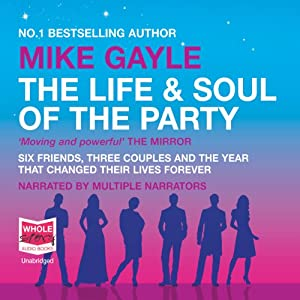 The Life and Soul of the Party Audiobook