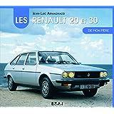 Les Renault 20 et 30 de mon père