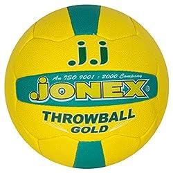 JJ Jonex Gold Netball
