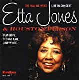echange, troc Etta Jones & Houston Person, Chip White - The Way We Were