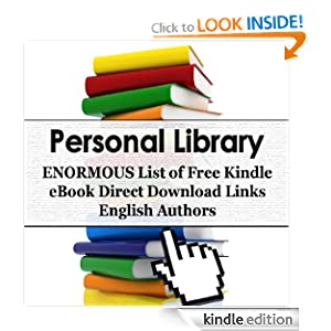 Personal Library - English Authors in Alphabetic Order