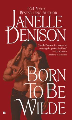 Image of Born to Be Wilde (Berkley Sensation)