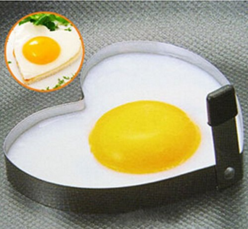 Stainless Steel Pancake Mould Mold Ring Cooking Fried Egg Shaper Kitchen Tools by MarbellStore (Wall Mount Coffee Pot compare prices)