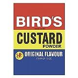 Bird's Custard Fridge Magnet