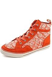 COACH PITA SNEAKER women shoes orange