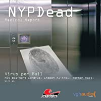 Virus per Mail (NYPDead - Medical Report 4) Hörbuch