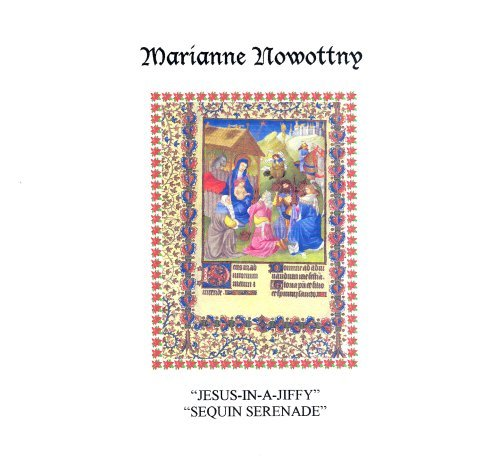 jesus-in-a-jiffy-sequin-serenade-cd-single-by-marianne-nowottny