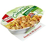Hormel  Compleats Sesame Chicken with Oriental Vegtables and Pasta, 10-Ounce Microwavable Bowls (Pack of 6) ~ Hormel