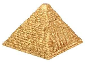 Egyptian Small Lighted Pyramid - Egypt Figurine Statue Model Sculpture