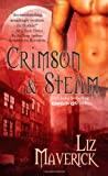 Liz Maverick Crimson and Steam (Crimson City)