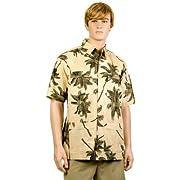 Butter Palm Trees Hawaiiabera Shirt