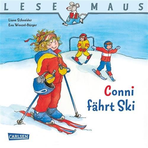 lesemaus-conni-fahrt-ski-german-edition