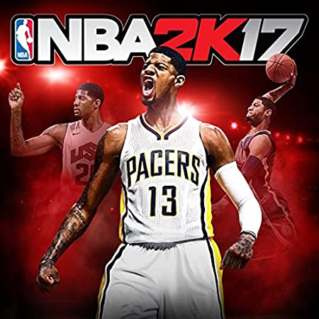 NBA 2K17 - PS4 [Digital Code]