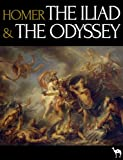 Image of The Iliad and the Odyssey (Anotado)