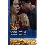 Defying her Desert Duty (Mills & Boon Modern)by Annie West