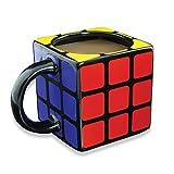 Rubik's Cube Shaped Mug