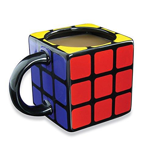Rubik's Cube Mug 3D Paladone Products