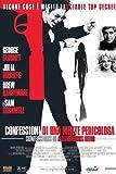 confessioni di una mente pericolosa * dvd Italian Import
