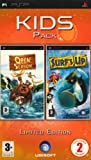 Double Pack: Open Season and Surf'S Up (PSP)