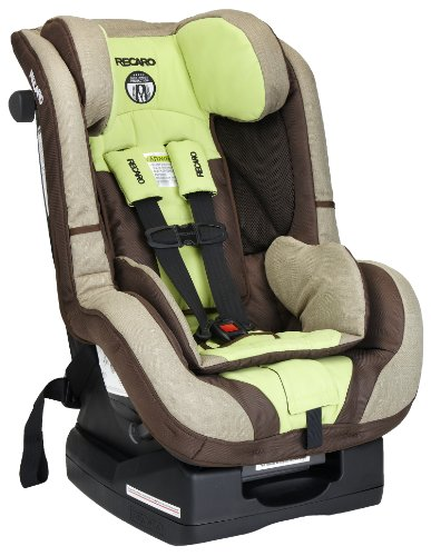 Recaro ProRIDE Convertible Car Seat, Envy
