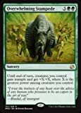 Magic: the Gathering - Overwhelming Stampede (153/249) - Modern Masters 2015 by Magic: the Gathering