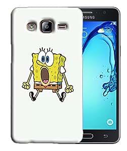 PrintFunny Designer Printed Case For SamsungJ5