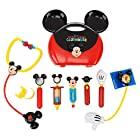 Disney Store Mickey Mouse Doctor Kit Medical Bag Playset Mickey Mouse Clubhouse