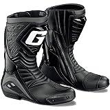 GAERNE(ガエルネ) レーシングブーツ G-RW / ジーアールダブル ブラック 26.5cm 【総輸入元:ジャペックス】