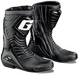 GAERNE(ガエルネ) レーシングブーツ G-RW / ジーアールダブル ブラック 27.5cm 【総輸入元:ジャペックス】