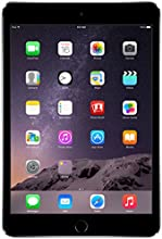 Apple iPad Mini 3 - 64 Go - Gris Sidéral - version Wifi + 4G