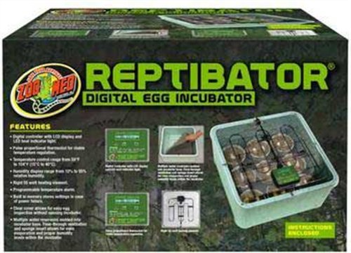 Zoo Med RC-30 Repti Bator Egg Incubator