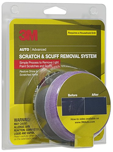 3M 39071 Scratch Removal System back-948677
