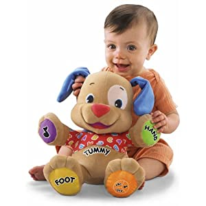 Fisher-Price Laugh & Learn Learning Puppy