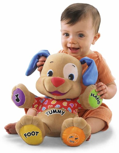 Fisher-Price Laugh & Learn Learning Cachorro