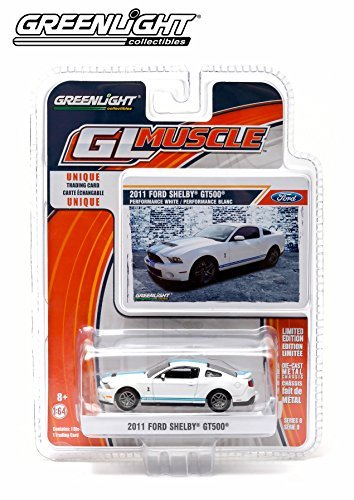 Greenlight GL Muscle Series 9 - 2011 Ford Shelby GT500