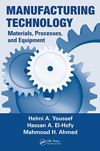Manufacturing Technology: Materials, Processes, and Equipment [Youssef, Helmi A. - El-Hofy, Hassan A. - Ahmed, Mahmoud H.] (Tapa Dura)
