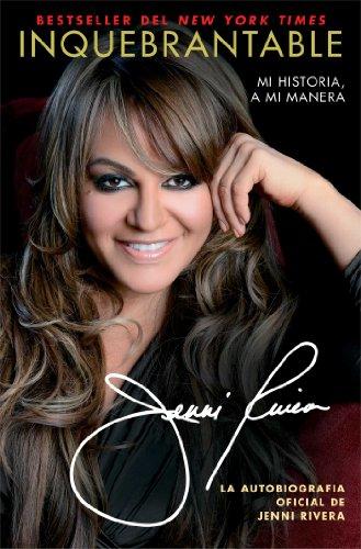 Jenni Rivera - Inquebrantable