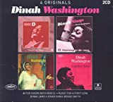 Dinah Washington: 4 Originals (2CD) Dinah Washington