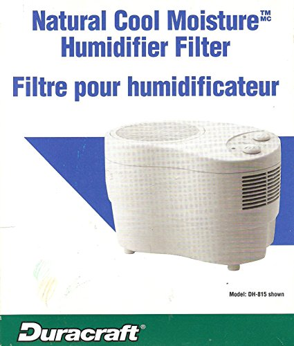 Duracraft Natural Cool Moisture Humidifier Filter for DH-804, DH-805 & DH-815 - 1