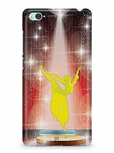 YuBingo Dance Dance Designer Mobile Case Back Cover for Xiaomi Mi4i LTE