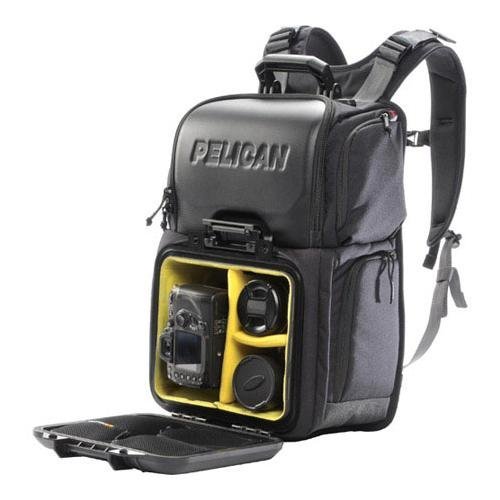 Pelican Products 0U1600-0003-110 ProGear Elite Photo Backpac