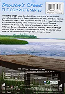 Dawson's Creek: The Complete Series by Sony Pictures Home Entertainment