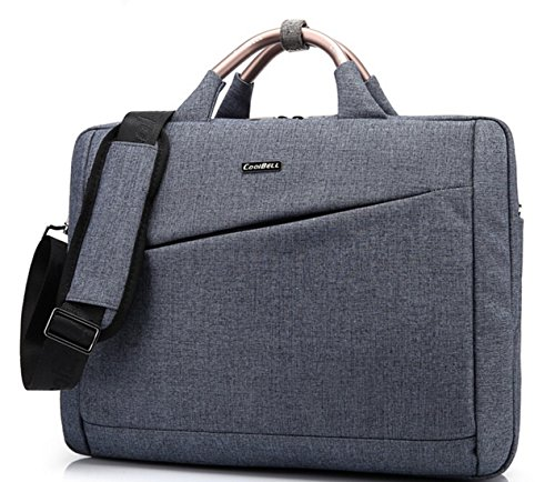 bronze-timetm156-inch-laptop-bagnylon-computer-briefcase-shoulder-bag-blue