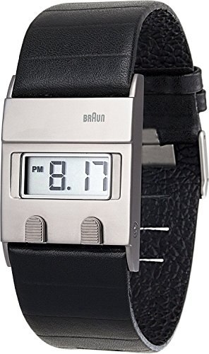 Braun-Mens-BN0076SLBKG-Digital-Digital-Display-Quartz-Grey-Watch