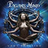 God's Equation LTD ED 2CD By Pagan's Mind (2007-11-12)