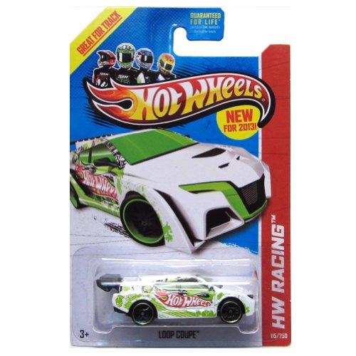 Hot Wheels HW Racing Loop Coupe 115/250 2013 - 1