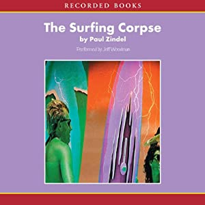 The Surfing Corpse: P.C. Hawke Mysteries | [Paul Zindel]