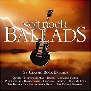 various artists soft rock ballads music. Black Bedroom Furniture Sets. Home Design Ideas